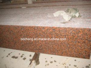 Natural G562 Granite Slab for Granite Countertop pictures & photos