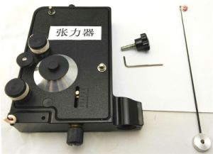 Cable Roller Coil Winding Tensioner (YZS 0.06-0.14mm) Bobbin Winder Tensioner pictures & photos