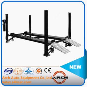 Auto Four Post Parking Lift Car Hoist Lift Platform pictures & photos