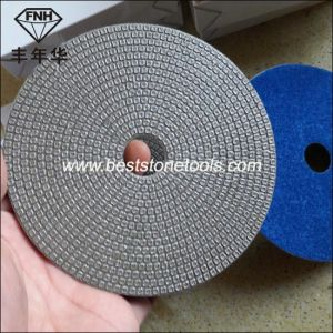 ED-1 Diamond Electroplated Stone Polishing Pad