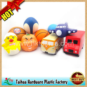 PU Basketball Stress Toys Ball Squeeze Toys (PU-067) pictures & photos
