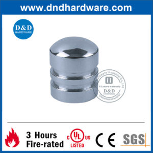 Furniture Accessories Stainless Steel Door Knob with UL Listed (DDFH005) pictures & photos