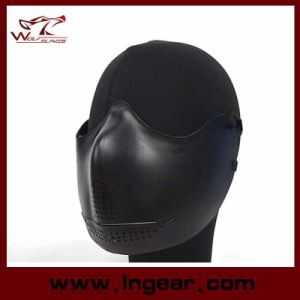 Tactical Half Face Mouth Mask Protector Mask pictures & photos