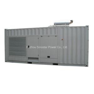 1000kVA Cummins Soundproof Diesel Generator pictures & photos