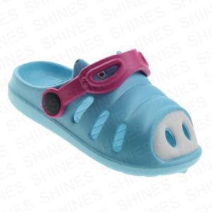 Pig Shape EVA Garden Shoes for Children pictures & photos
