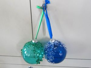 Christmas Color Glass Ball pictures & photos
