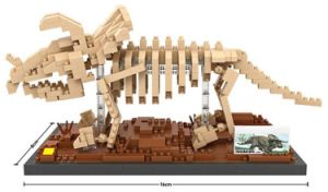 6739025-Triceratops Building Block Toy for Enhancing Social Cooperation Ability pictures & photos
