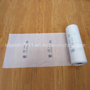 HDPE Flat Shopping Bag on Roll pictures & photos