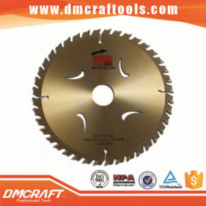 Golden Super Thin Wood Saw Blade pictures & photos