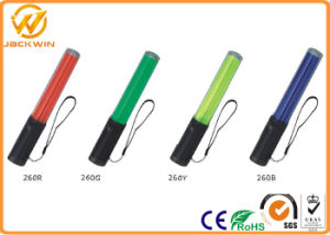 High Brightness 26cm Rechargeable Multifunction LED Traffic Baton Wands pictures & photos