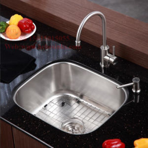 """17""""X15"""" Stainless Steel Single Bowl Bar Sink pictures & photos"""