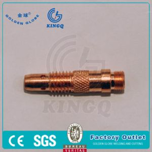 Copper TIG Welding Collet Body Wp-17 10n Series pictures & photos