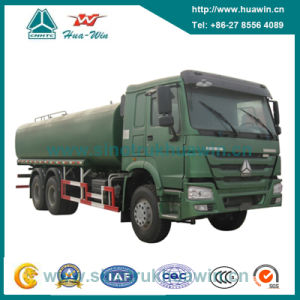 Sinotruk HOWO 6X4 Water Tank Truck 22 Cbm pictures & photos
