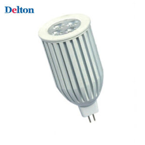 3W Aluminium Round MR16 LED Spot Light (DT-SD-011) pictures & photos