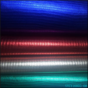 PU Leather for Shoes Hot Film Shining Leather pictures & photos