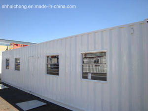 20ft Flat Pack Living Container House Price in South Africa pictures & photos