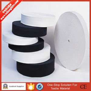 2016 Tailian High Tenacity Wide Knitted Elastic Webbing Tape pictures & photos