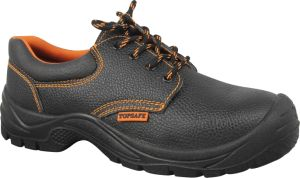 Leather Safety Shoes with Ce Approval pictures & photos