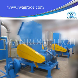 Waste Plastic Film Crushing Machinery pictures & photos