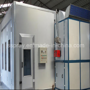 Spray Baking Cabin for Auto Body Repairing