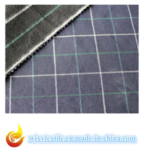 Spandex Cotton Fabric with Burshed Processing (XY-SP2014053V) pictures & photos