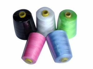 High-Strengthed Polyester Sewing Thread 40/2 5000m pictures & photos