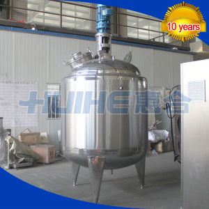 Liquid Beverage Mixing Tank (Food) pictures & photos
