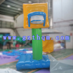 Sports Paradise Inflatable Water Games Basketball Environmental Friendly pictures & photos