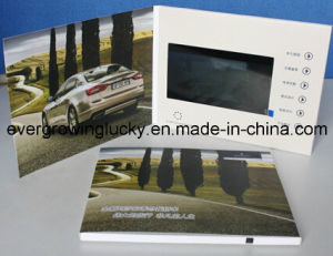 Customized 7inch LCD Screen Greeting Card pictures & photos