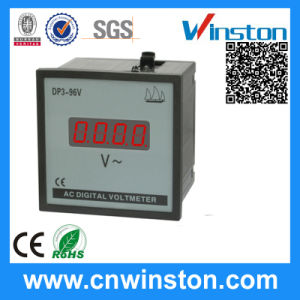 Digital DC Ammeter with CE pictures & photos