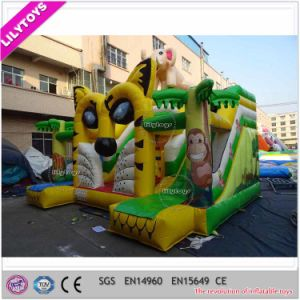 Fashionable PVC Material Inflatable Jumping Castle for Amusment pictures & photos