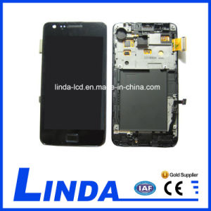 Mobile Phone LCD for Samsung Galaxy S2 LCD Screen pictures & photos