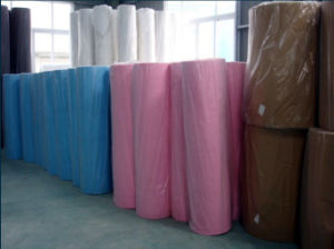 Non-Woven Fabric Making Machine Single S pictures & photos