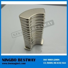 High Quality Motor Arc Magnet pictures & photos