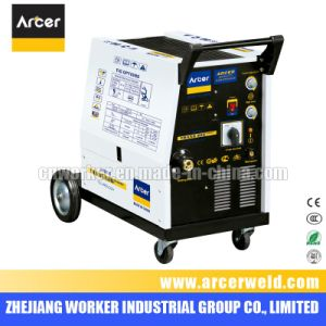 6 Steps Control Traditional Transfermer MIG/Mag Welding Machine