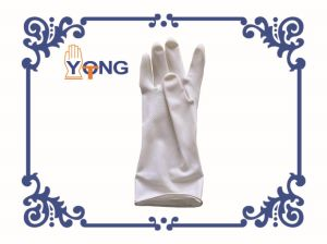 Cleaning Household Latex Unlined Gloves