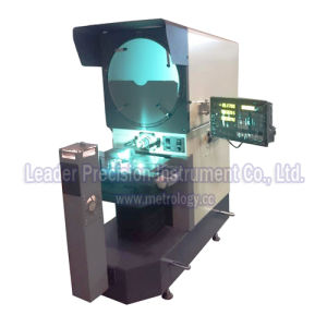 Workshop Deformed Steel Bar Testing Device Profile Projector (HOC-400) pictures & photos