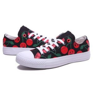 New Fashion Low Price Brand Sports Shoes Men/Women Canvas Shoes pictures & photos
