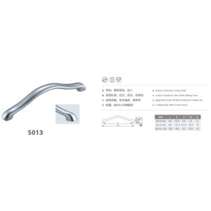 304 Stainless Steel Cabinet Handle Furniture Handle (S013) pictures & photos