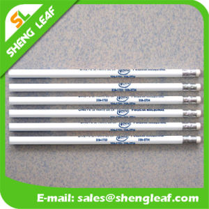 Stationery Supply Pencil with Customed Logo (SLF-WP034) pictures & photos