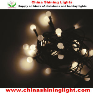1cm Lovely Small Cute Cherry Ball Christmas Holiday Party Decoration LED Lights pictures & photos