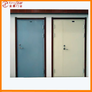 Perfect Quality Steel Fireproof Door Without Glass (A1.50-1)