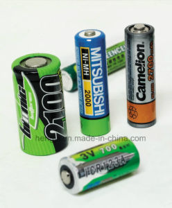 Battery Packaging Shrink Label in Different Size pictures & photos