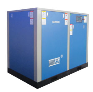 Direct Driven Rotary/Screw Air Compressor (SCR75D Series) pictures & photos