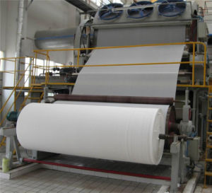Large Pulp Tissue Toilet Virgin Wood Pulp Paper Machines Price pictures & photos