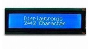Character LCD Display Module 24 X 2 Lines: Acm2402c Series pictures & photos