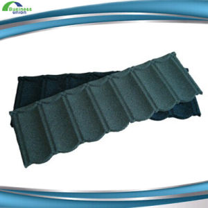 Hot Sale Color Stone Coated Metal Roof Tile pictures & photos