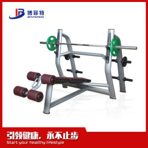 Professional Gym Use Decline Weight Press Bench (BFT-2043) pictures & photos