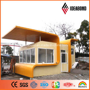 Ideabond Polyester Aluminium Composite Panel/ACP pictures & photos