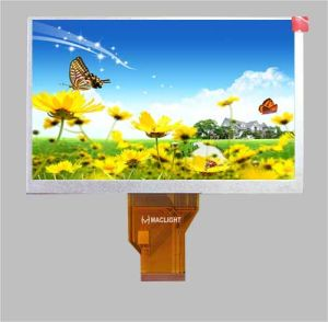 "8"" TFT LCD Module Display with 800X480 Resolution pictures & photos"